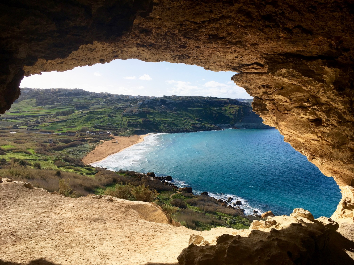 One of Gozo's most instagrammable spots