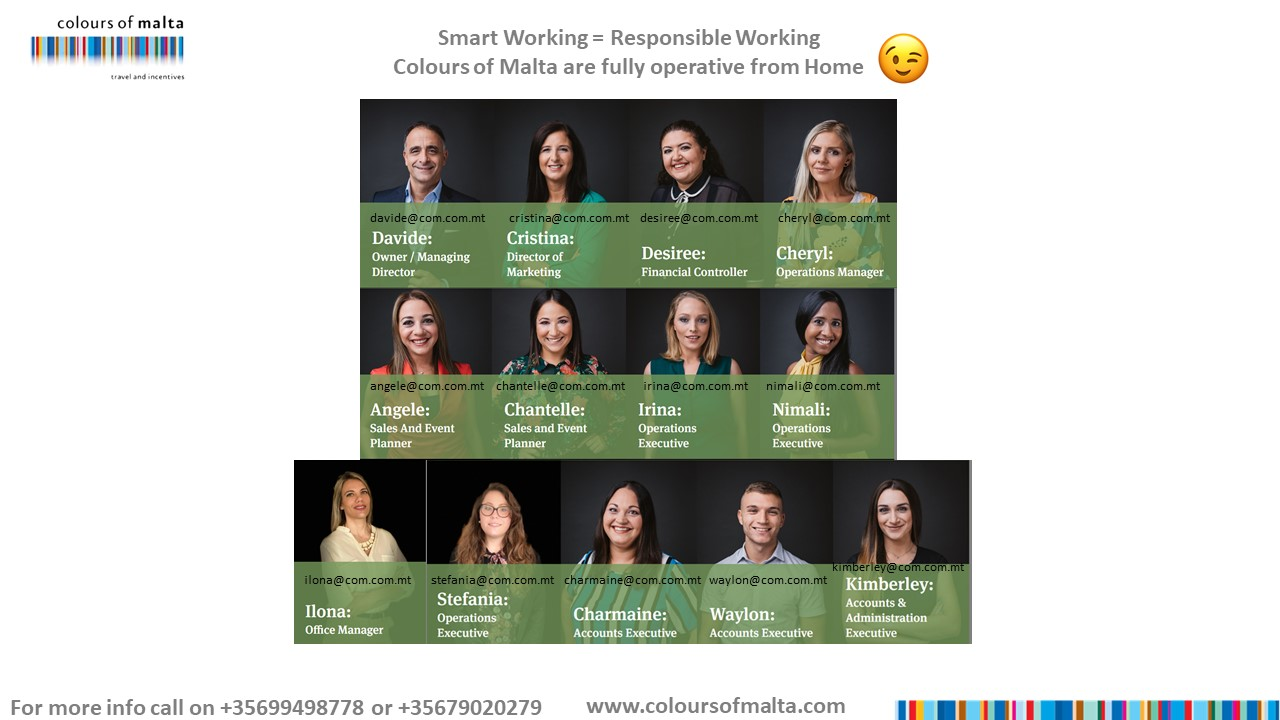 Smart Working during COVID-19