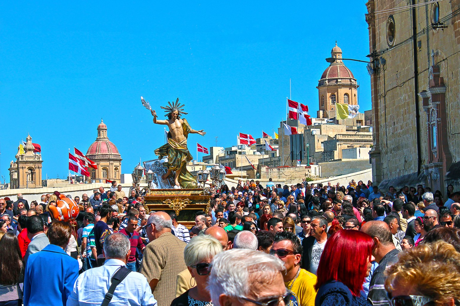 Holy Week and Easter in Malta