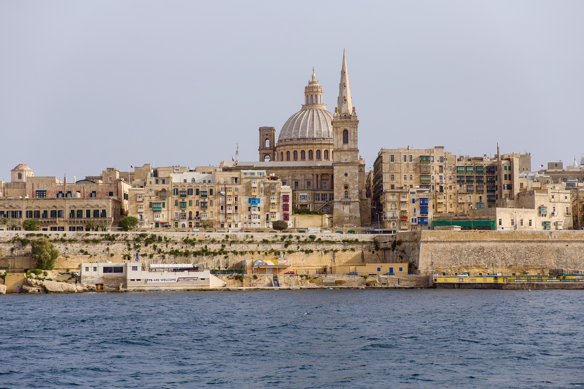 Malta is famous for…