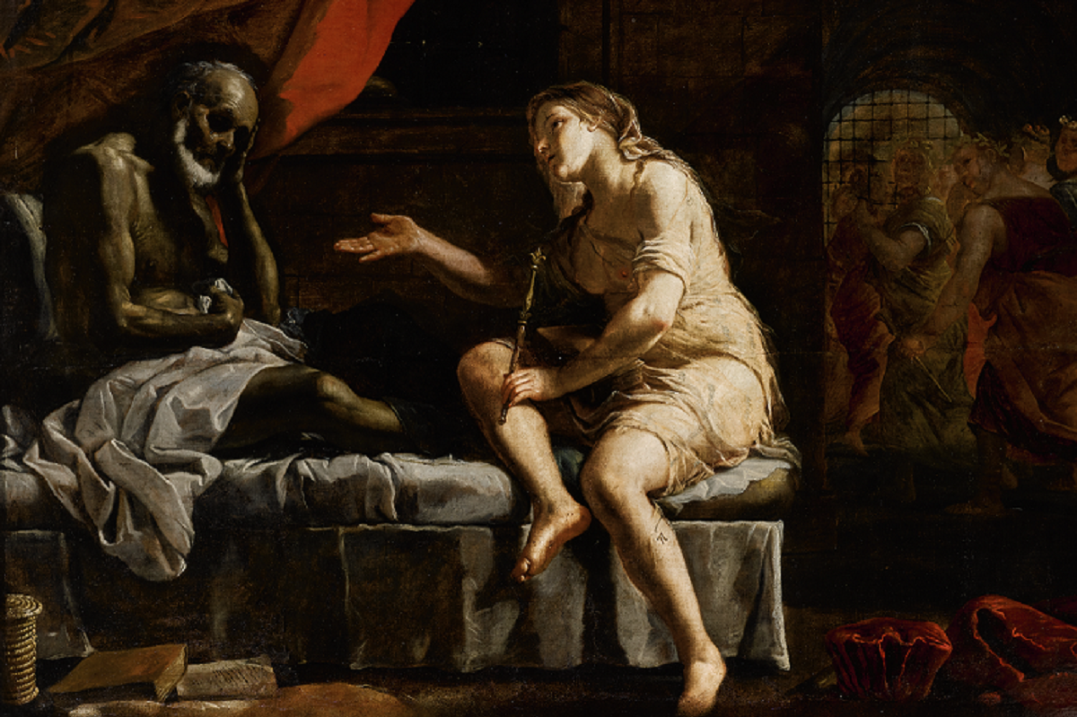 Mattia Preti's masterpiece Boethius and Philosophy returns to Malta after a hundred years