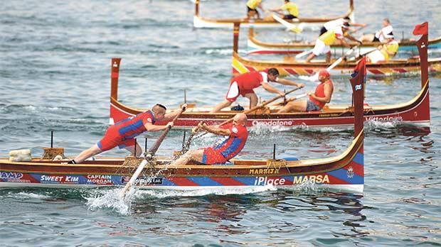 The traditional Regatta
