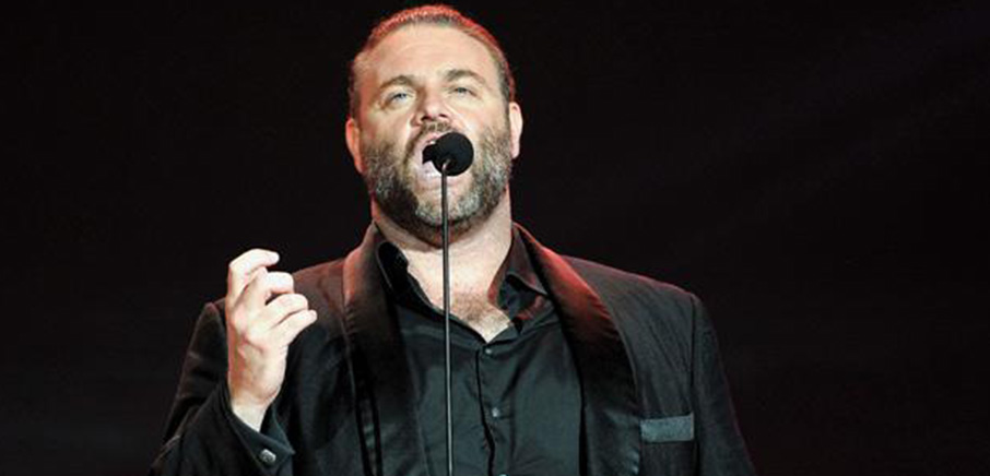 Maltese tenor Joseph Calleja announces that annual concert will take place in September