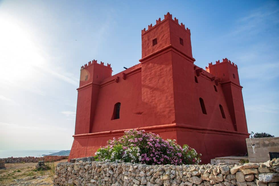 The Red Tower Opens After Major Restoration Project