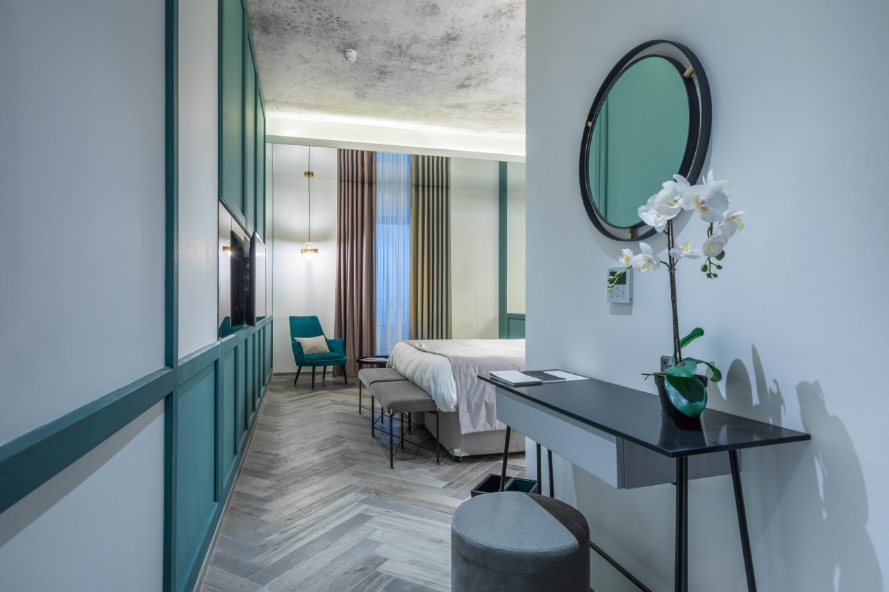 A new hotel launching in the Capital