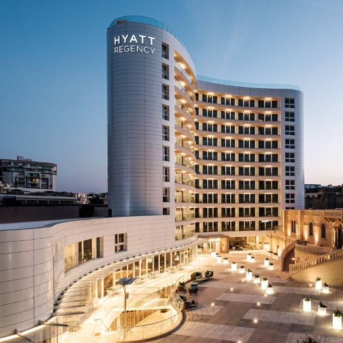 Hyatt Regency Malta officially opens doors to guests