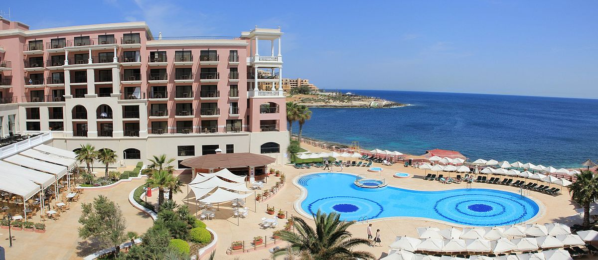 Westin Dragonara named Mediterranean's leading resort for 2020