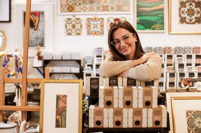 An interview with local artist & designer Stephanie Borg