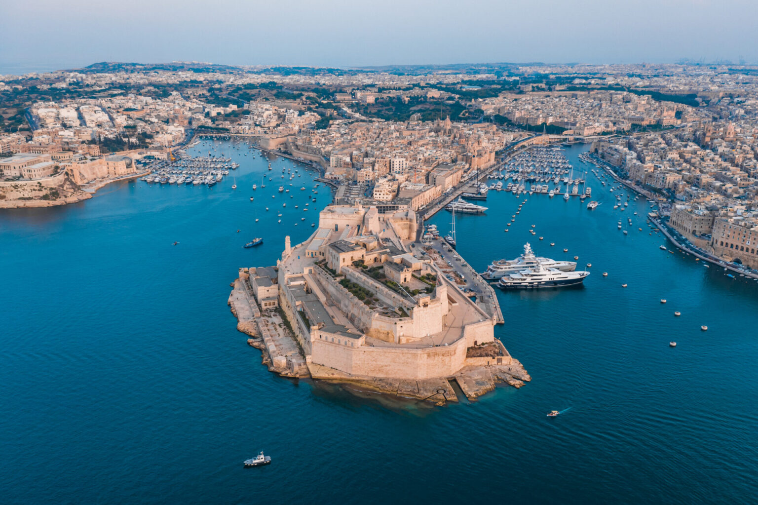 Malta, the 2nd Safest Country in the World & Safest Country in Europe
