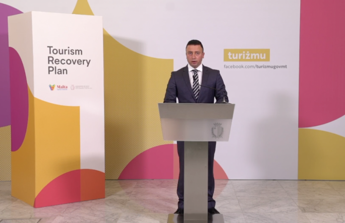 Malta targets 1 June for tourism recovery