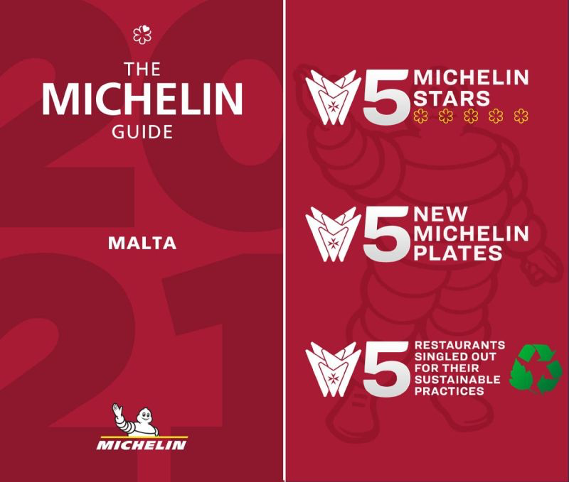 Two more restaurants awarded a MICHELIN STAR