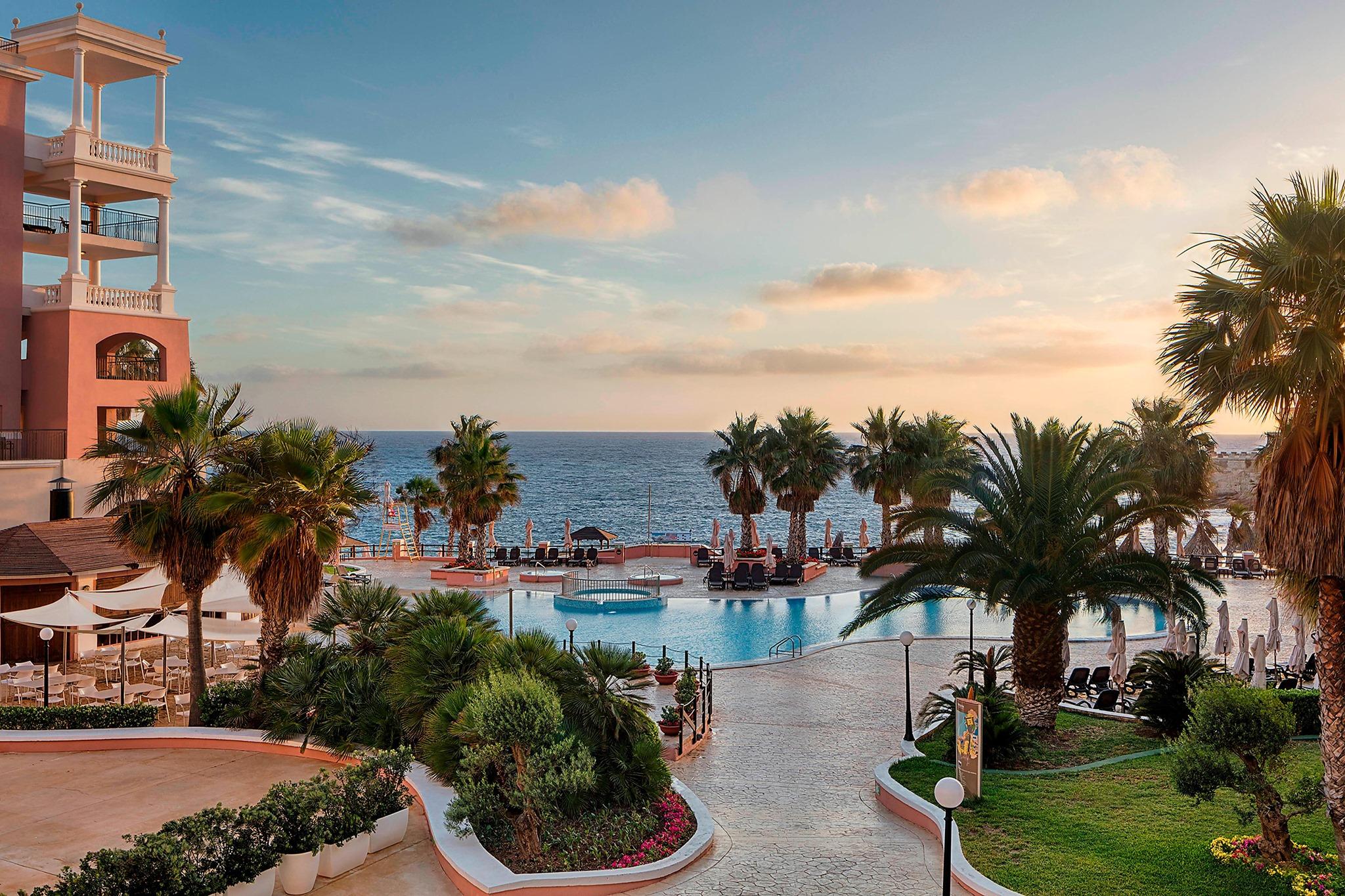 Westin Dragonara Resort awarded 'Superior' label by the Malta Tourism Authority