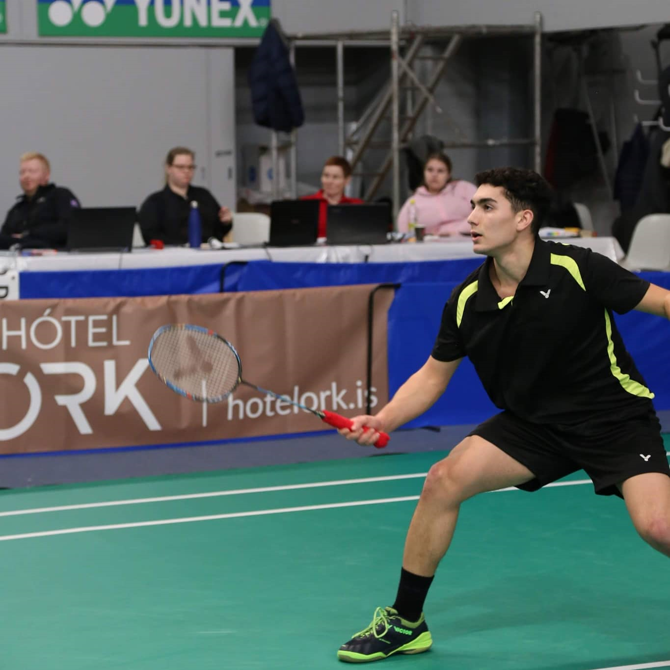 First badminton player to represent Malta at the Olympic Games