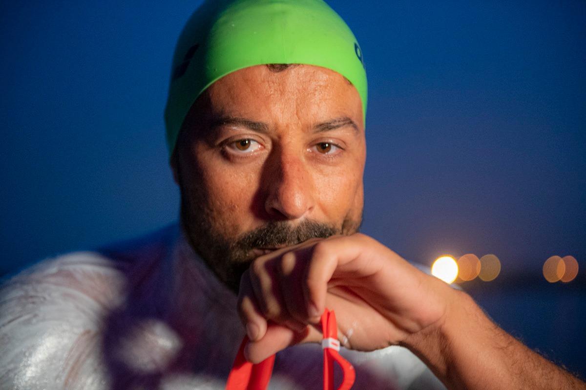 Neil Agius Makes It To Euronews As World Catches On To Record-Breaking Swim