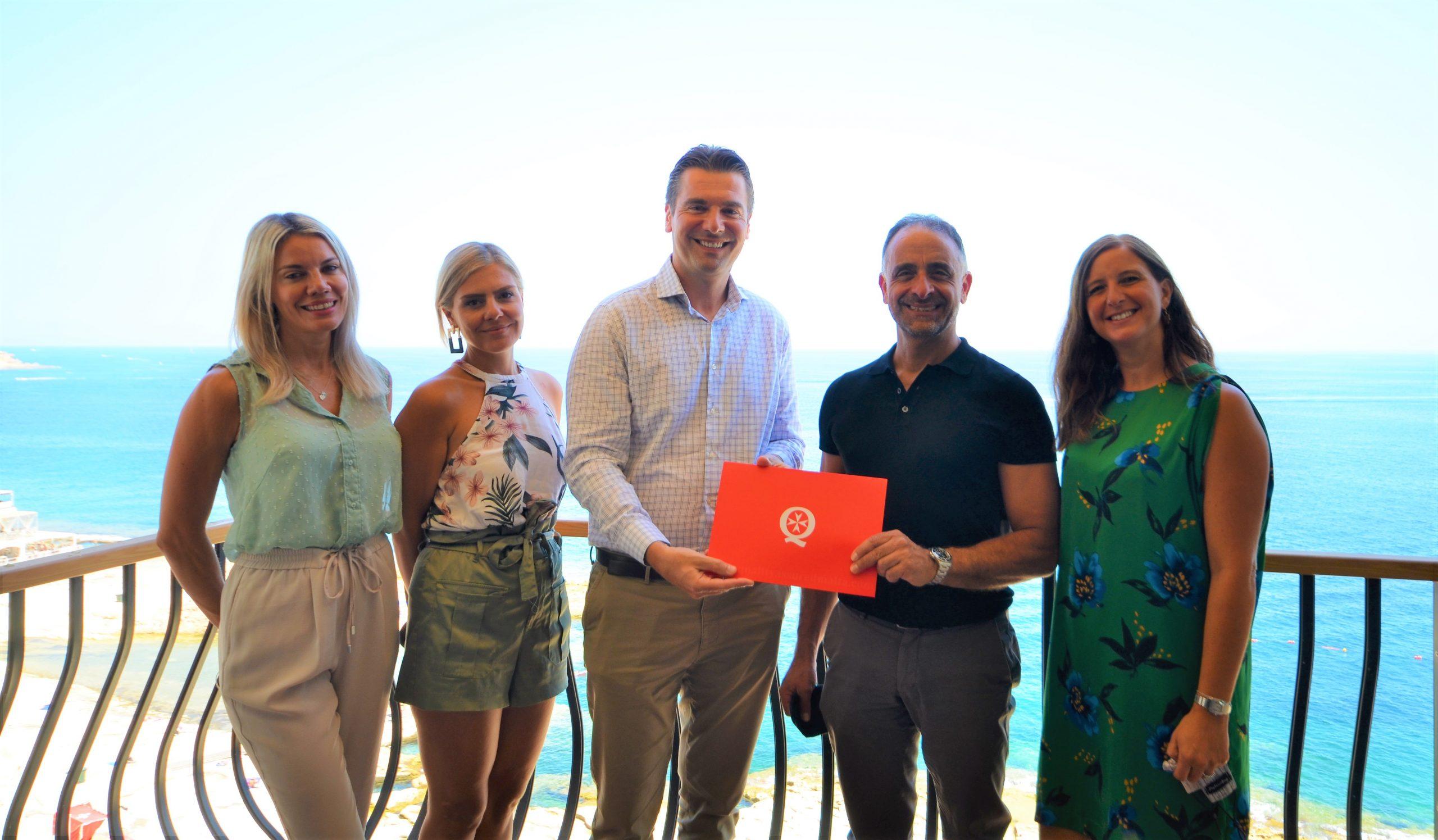 Colours of Malta receives the QA seal