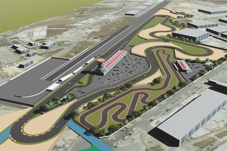 Malta Intends To Hold First Global Event At Planned Ħal Far Racetrack In April 2023