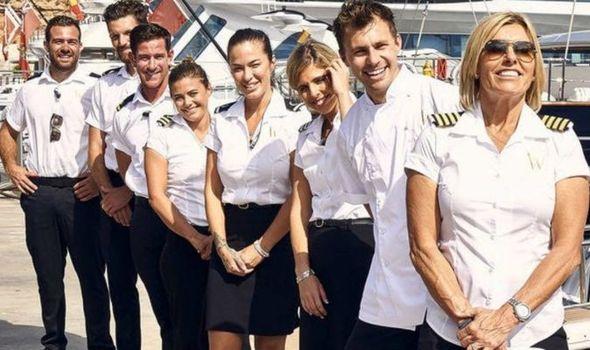 Below Deck Mediterranean Crew Filming Next Season On Superyacht In Malta